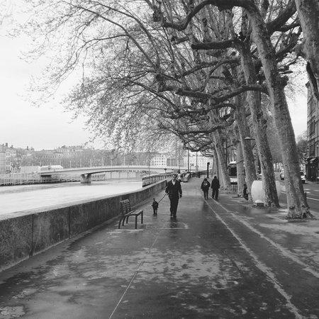 Vieux Lyon : La Saône