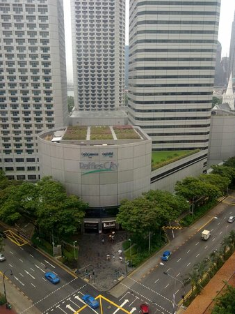 Carlton Hotel Singapore: floor view