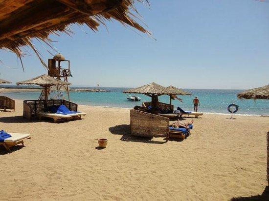 Mercure Hurghada Hotel: Отличный пляж!!!