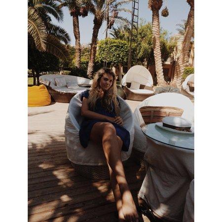Jewels Sahara Boutique Resort : Терраса возле пляжа