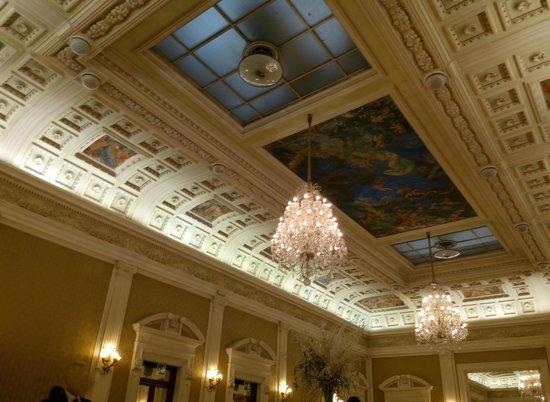 Grand Hotel & La Pace: Comedor