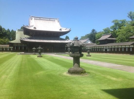Zuiryuji Temple: 外観