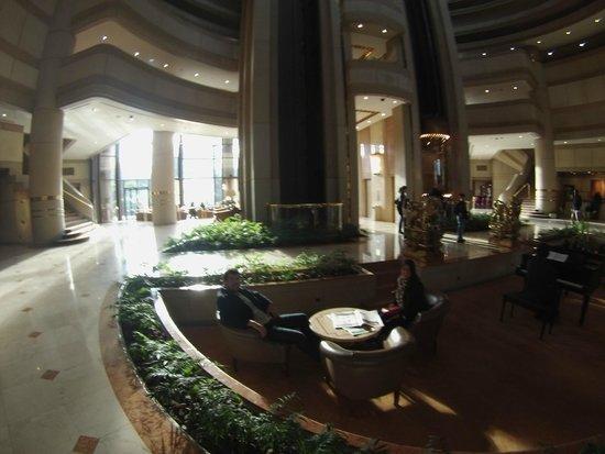 Hotel Santiago: Saguão do Hotel