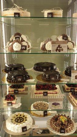Gelateria La Romana: cakes