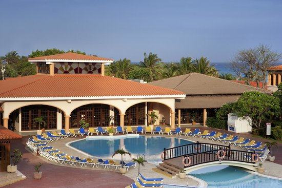 Starfish Cuatro Palmas: Hotel Cuatro Palmas
