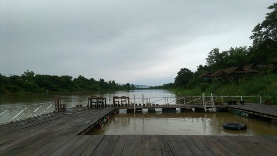 Rivertime Resort and Ecolodge: Swimming pool