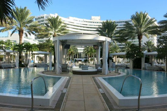 Fontainebleau Miami Beach: Pool