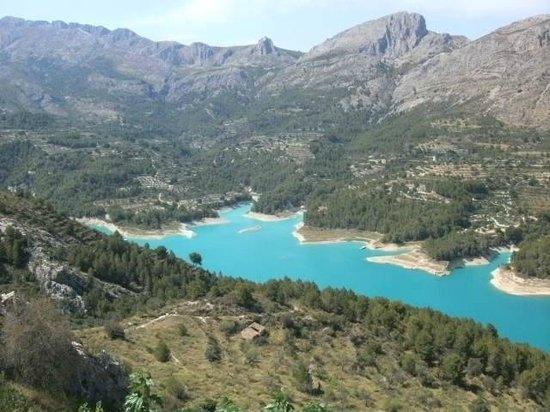 Hotel RH Royal: nogmaals het drinkwater meer in de bergen