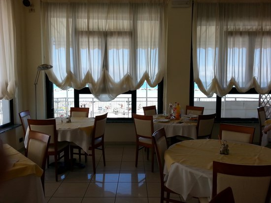 Baia & Alga Hotels : Salle à manger