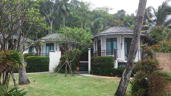 Cham's House Koh Kood Resort: Villas