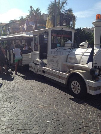 Le Petit Train d'Antibes