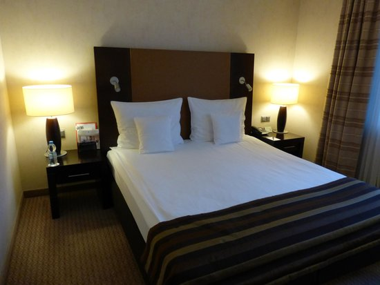 Polonia Palace Hotel: notre chambre