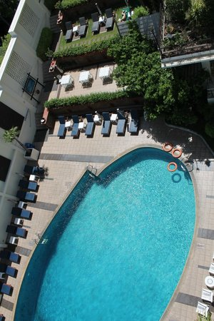 Narai Hotel: piscine