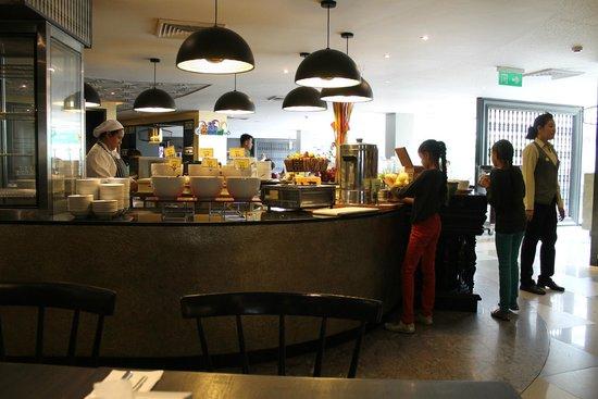 Narai Hotel: restaurant