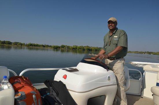 Victoria Falls River Lodge - Zambezi Crescent: Just going for a drive.
