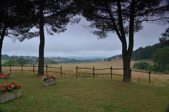 "Agriturismo ""La Topaia"" : Panorama dei dintorni"