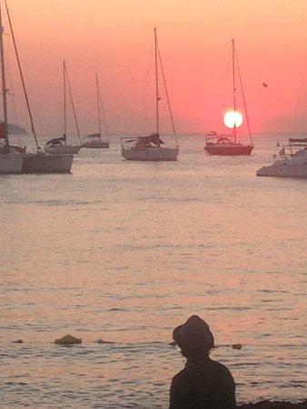 Intertur Hotel Hawaii Ibiza: sunset
