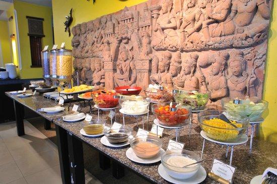 Woraburi Resort Spa Phuket: Buffet Breakfast