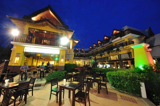 Woraburi Resort Spa Phuket: Smile Restaurant
