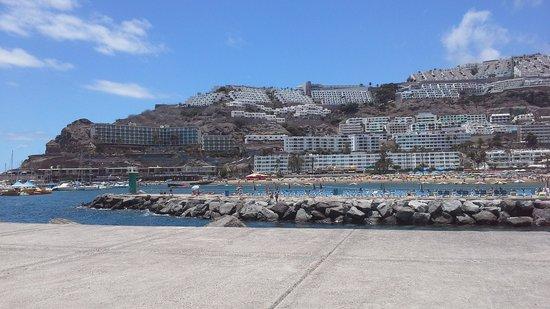 Hotel Revoli : view from harbor