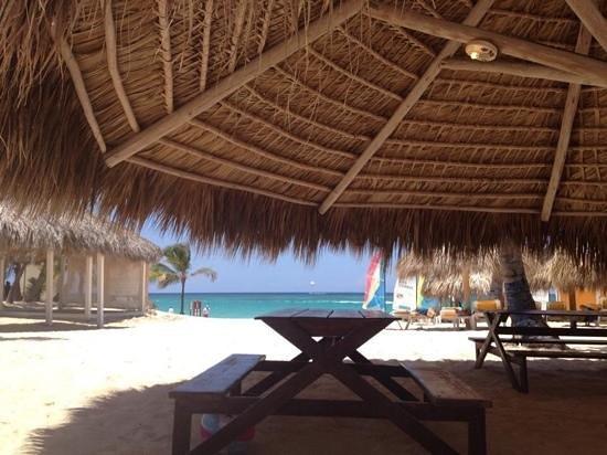 Iberostar Dominicana Hotel : beach restaurant