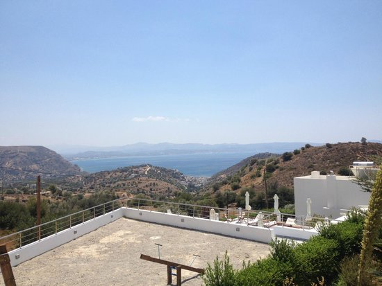 Lenikos Resort : The view