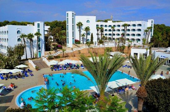 Hotel Le Tivoli : piscine