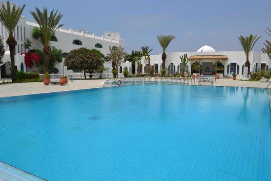 Hotel Le Tivoli: piscine