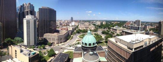 Sheraton Philadelphia Downtown Hotel : Nice view