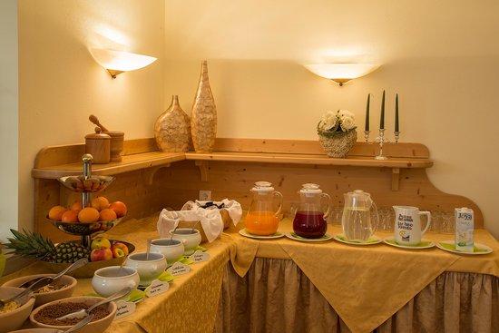Hotel Reischach: Frühstücksraum