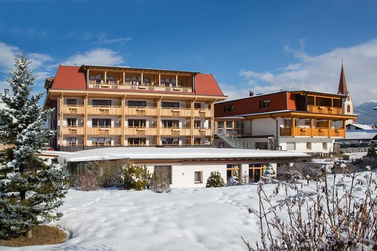 Hotel Reischach im Winter