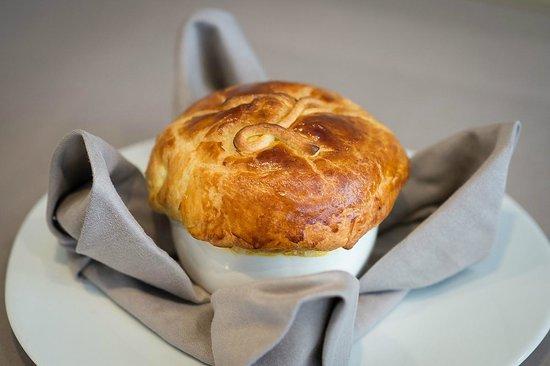 Restaurant La Lieutenance : Délice de moules