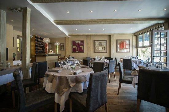 Restaurant La Lieutenance : Vue Salle