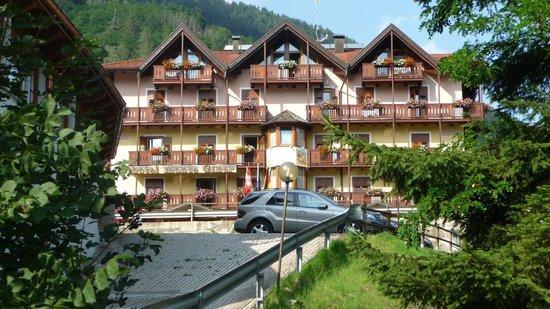 Monte Giner: albergo