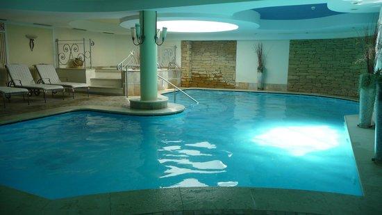 Monte Giner: piscine coperta
