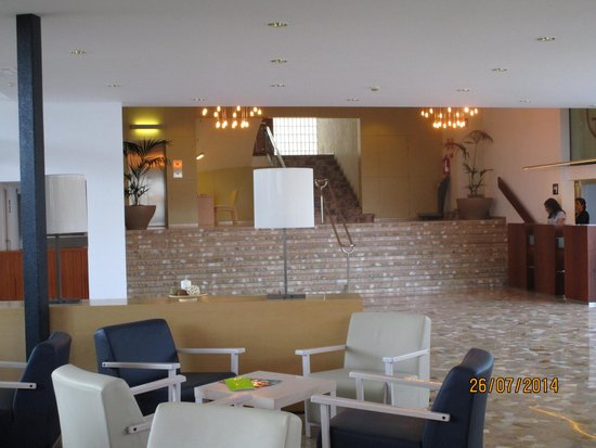 Premier Gran Hotel Reymar & Spa: Ingresso