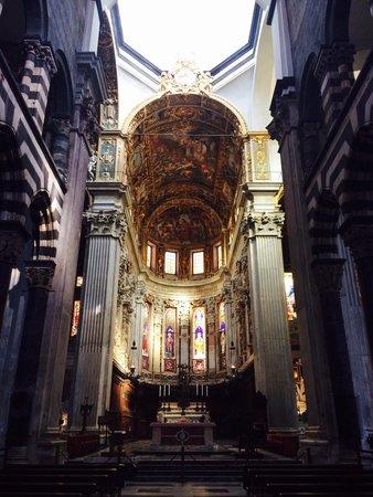 Cattedrale di San Lorenzo - Duomo di Genova : pure inspiration
