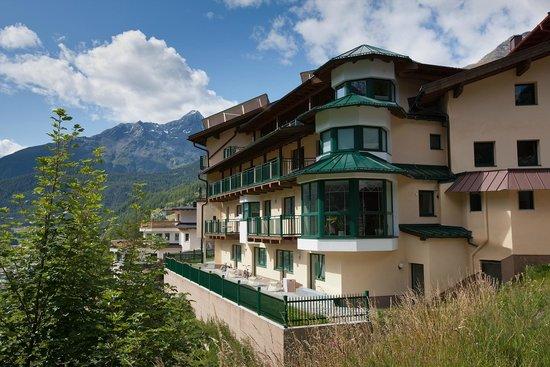 Tiroler Adler : Hotelansicht