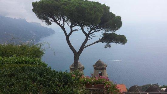 Villa Rufolo: Il panorama