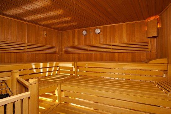 Tiroler Adler : Sauna
