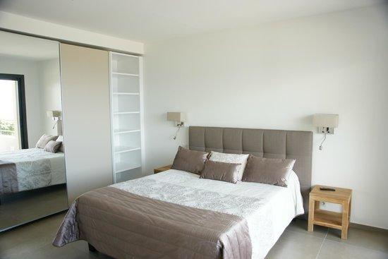 Residence Motel Aria Marina: Chambre parentale