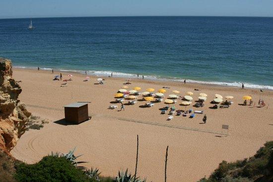 Hotel Alisios: Blick aus dem Zimmer mit Meerblick