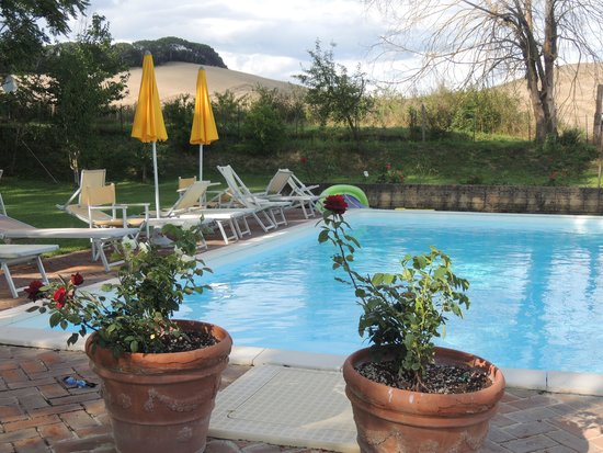 Agriturismo San Fabiano : pool