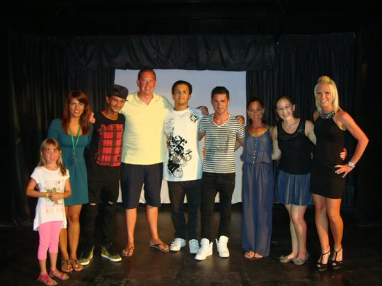 Louis Ledra Beach: The multi talented team.