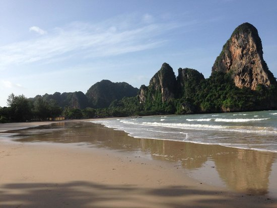 Railay Beach: soft sand beaches