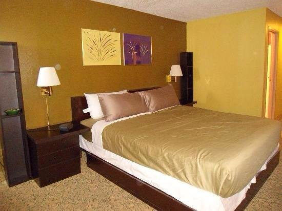 Claremont Hotel Las Vegas: Bedroom 2