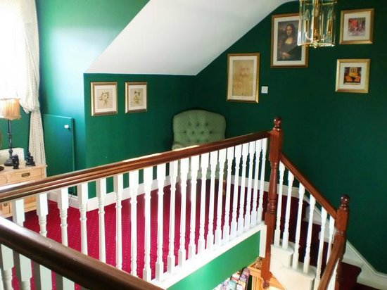 Drumcreehy Country House: First Floor