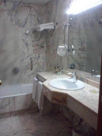 Hotel Monte Carmelo: bagno