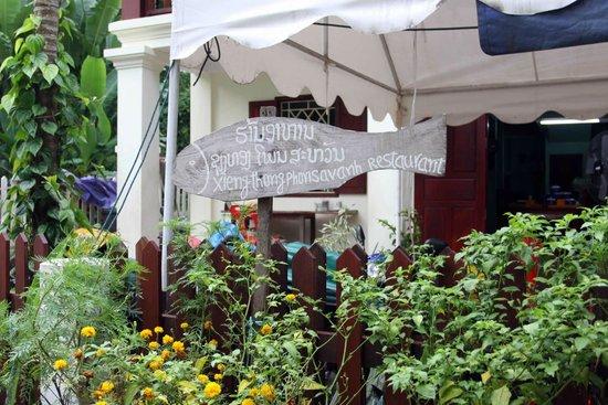 Xieng Thong Phonsavanh Restaurant