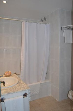 Blayet: Baño
